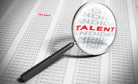 The search for personnel to invest in talent and expertise