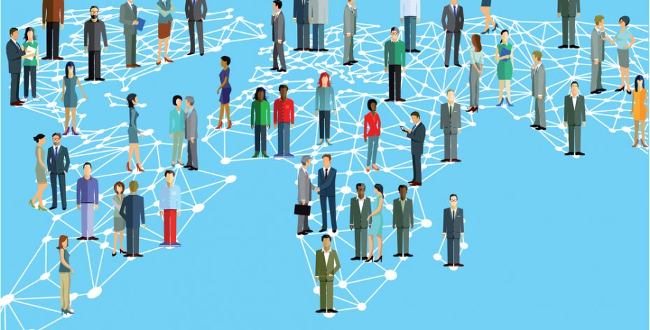 How to create a sales network?